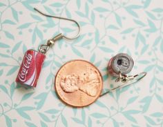 Hey, I found this really awesome Etsy listing at https://www.etsy.com/listing/196807747/miniature-polymer-clay-coke-can-dangly