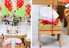 decoração de aniversário pizza - Pesquisa Google