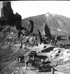 Excursión al Teide.1941