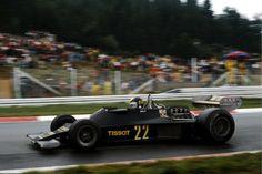 Derek Daly, Ensign-Ford N177, 1978 Austrian GP, Österreichring