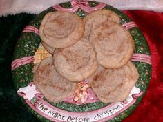 Snickerdoodle cookies <3