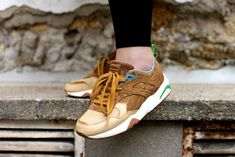 Puma R698 size wilderness UGLYMELY 2