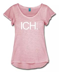 Sheer T-shirt for women with short, wide sleeves and colour gradients cotton. Brand: Spreadshirt color vintage rose size L gender female age grou. T Shirt Designs, Beach Pink, Color Of The Day, Pullover, Vintage Roses, Gradient Color, Gender Female, Neue Trends, Outfit