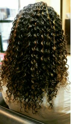 Perms, Permed Hairstyles, Spiral, Curly, Dreadlocks, Long Hair Styles, Beauty, Perm Hairstyles, Hair Perms
