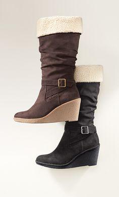 JESSICA®/MD Women's Buckle Winter Boot