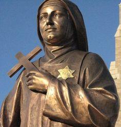 Santa Teresa Benedicta de la Cruz (Edith Stein): judía, filósofa ...