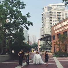 nice vancouver wedding Last few minutes with my girls before I became a married woman! 📷: @petite_pearl #shaunandtia #wedding #married #yaletown#yvr #vancouver #weddingdress #yvrwedding #vancitybuzz #hayleypaige #hayleypaigebride #londyndress #hitched #bestdayever #vscocam  #vancouverwedding #vancouverweddingdress #vancouverwedding