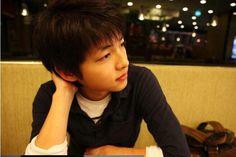 Joong Ki oppa in university