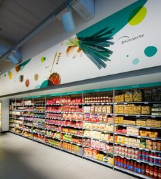 Delhaize by Minale Design Strategy - Retail Design - World food