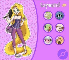 Et si les princesses Disney se retrouvaient dans le prochain RPG Pokemon ? What if the Disney princesses ended up in the next Pokemon RPG? Disney Pixar, Anime Disney, Disney Fan Art, Disney And Dreamworks, Disney Love, Disney Magic, Walt Disney, Disney Characters, Disney Princesses