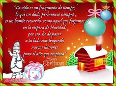 Frases Bonitas Para Facebook: Mensajes De Navidad