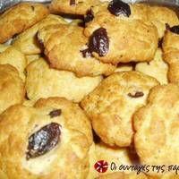 Ελιοψωμάκια συνταγή από katerina78 - Cookpad