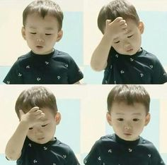 Most popular tags for this image include: minguk, triplet, song triplets, song mingguk and song ilgook Cute Kids, Cute Babies, Song Il Gook, Triplet Babies, Superman Kids, Man Se, Song Triplets, Song Daehan, Cute Love Memes