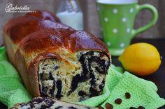 Foszlós citromos-mákos kalács Sweet Bread, Cookies, Recipes, Food, Breads, Crack Crackers, Bread Rolls, Biscuits, Recipies