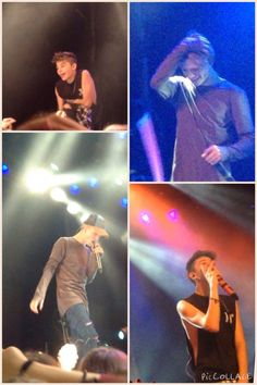 14/11/2015 best day of my life  saw BAM in Haarlem, Holland  they were amazing, love them so much ❤️