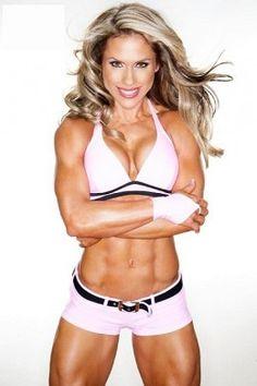 IFBB Fitness Legend-Monica Brant