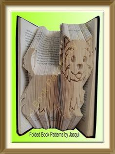 West Highland Terrier, Highlands Terrier, Book Folding Patterns, Dog Books, Terrier Dogs, Great Books, Easy Drawings, Book Art, Inspiration