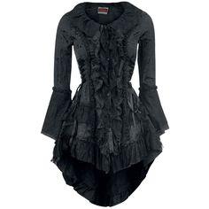 Jawbreaker  Korte jas  »Victorian Jacket« | Nu te koop bij Large | Meer Gothic  Korte jassen online beschikbaar - De beste prijs!