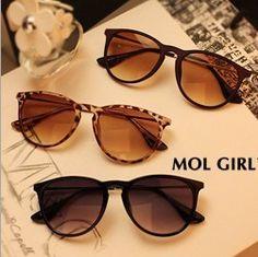 ba2a0971f gafas de sol retro vintage Usando Óculos, Oculos De Sol Quadrado, Oculos De  Sol