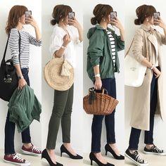 Tall Girl Fashion, Fashion Mode, Japan Fashion, Hijab Fashion, Korean Fashion, Fashion Outfits, Womens Fashion, Fashion Trends, Pretty Outfits