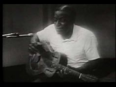 """Son House, """"Levee Camp Blues."""" """"Every pay day, she could hear that big boat when she blow / but when I did not have that check to give her / she said she couldn't use me no more."""""""