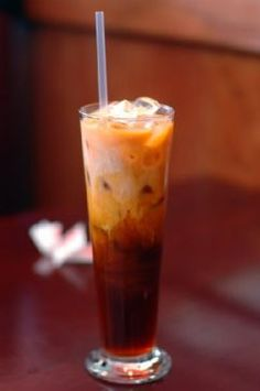 I love Thai Iced Tea. I saw another pin for this beverage and then found that the recipe was missing from the link! So... I decided to find a recipe for myself and this one has the most authentic Thai ingredients that I've seen.