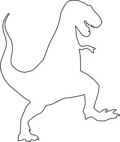 t rex pattern use the printable pattern for crafts creating