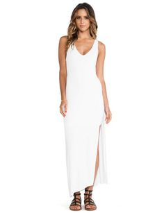 FEEL THE PIECE Angelina Dress in White
