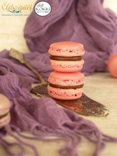Csokikrémes macaron | Életszépítők
