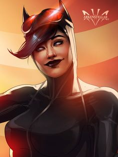 Catwoman by Arkenstellar.deviantart.com on @DeviantArt - More at https://pinterest.com/supergirlsart/ #fanart