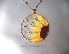 Wire flower necklace with nail polish     Gallery 2        PDF guide     PDF guide                      view Gallery 1                     ...