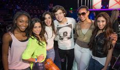Fifth Harmony and Harry Styles!!!!!!!