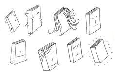 A cara dos livros — ou tem uma capa olhando pra mim