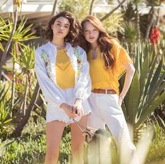 Summer Collection 18  #editorial #tiffosi #tiffosidenim #denim #jeans #campaign #fashion #festival #festivalooks #festivalinspiration #inspiration #lifestyle #yellow #fashiondesign #design #clothes Campaign Fashion, Summer Collection, Bff, Denim Jeans, Ideias Fashion, Editorial, Bohemian, Lifestyle, Yellow