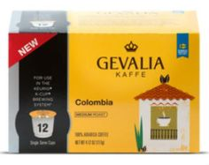 McCafe & Gevalia 18-Count K-Cups only $4.49! - http://dealmama.com/2016/11/mccafe-gevalia-18-count-k-cups-4-49/
