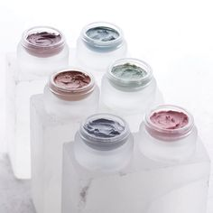 Were living on the lighter side with our pastel-colored Splurge Cream Shadows. Which pastel color are you living for?     #CreamShadow #Pastels #PastelEyeshadow #Blending #BlueEyeshadow #PinkEyeshadow #BabyBlue #BabyPink #Matte #Shimmer #beautyjunkie