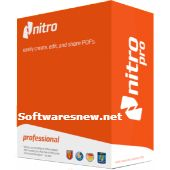 Nitro pro 9.5.3.8 Serial number Crack Full vesion free download