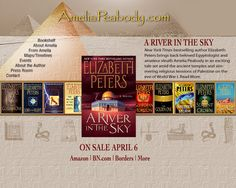The entire Amelia Peabody series by Elizabeth Peters. Amazingly funny books set in Egypt and following a family of archaeologists from the Victorian Age to the 1920s. Intrigue, Master Criminals, camels, and great character development.