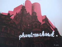phantomahawk by Michael Meise