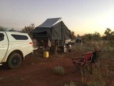 Mars Camper Enthusiast, Tony Dattolino enjoying the serenity at Sturt Creek WA with his camper trailer.   To join our Official Mars Camper Enthusiast group for unbiased views and experiences from our owners, visit: