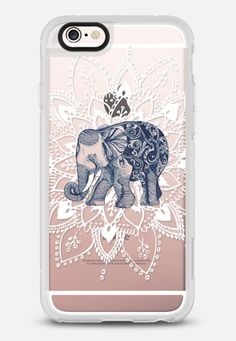 Elephant Mandala iPhone 6s case by Rose | Casetify