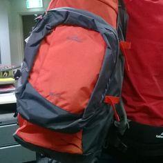"@reppiebard's photo: ""The new bag :) #Katmandu #traveling #backpacking"""