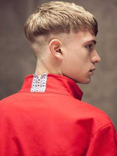 Awesome Cool Tapered Blonde Haircut 2015 Check more at http://mensfadehaircut.com/cool-tapered-blonde-haircut-2015/