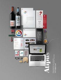 Pòster Atipus 2010   Atipus - Office life