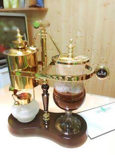 Make Coffee With Belgian Coffee Pot