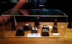 Haratani's New Line in Pure Silver - 13-14/12 Antiga Fábrica da Bhering