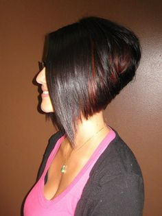 Inverted Stacked Bob Haircut Found my haircut!!!