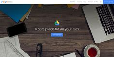 Google Drive - a Dropbox alternative