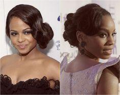 1920s Hairstyles For Black Women Hair Pinterest