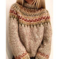 Knitting Kits, Sweater Knitting Patterns, Knitting Machine, Beginner Knitting, Scarf Patterns, Knitting Stitches, Knitting Designs, Loose Sweater, Long Sleeve Sweater